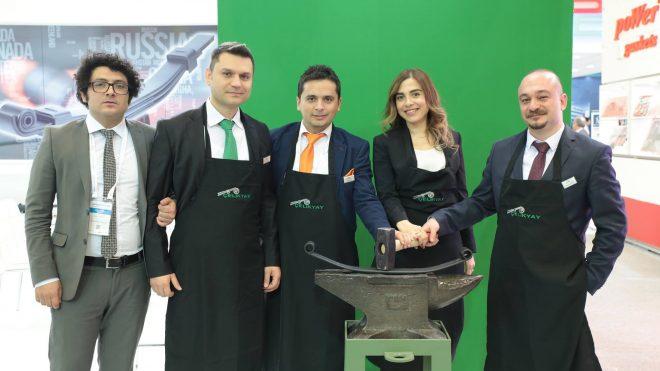 Automechanica İstanbul Fuarına Katıldık